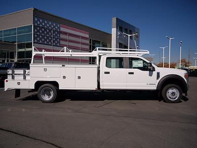 2022 F-550 Crew Cab DRW 4x4,  Scelzi SEC Combo Body #65035 - photo 1