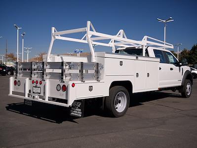 2022 F-550 Crew Cab DRW 4x4,  Scelzi SEC Combo Body #65035 - photo 2