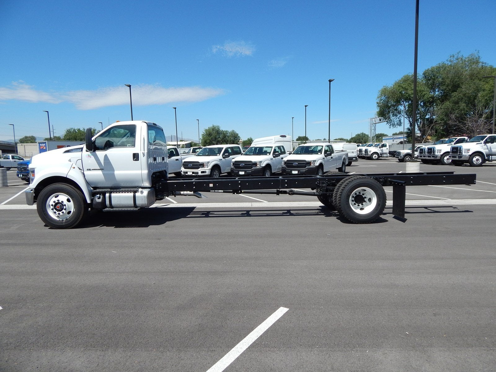 2018 F-650 Regular Cab DRW 4x2,  Cab Chassis #68215 - photo 4