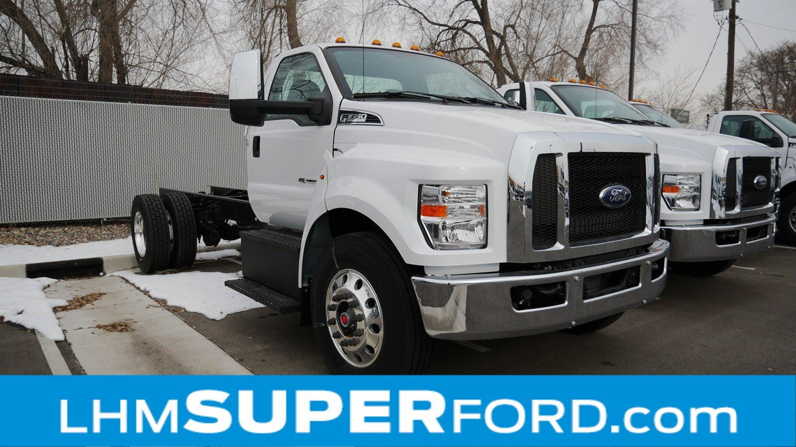 2018 F-650 Regular Cab DRW 4x2,  Cab Chassis #68217 - photo 1