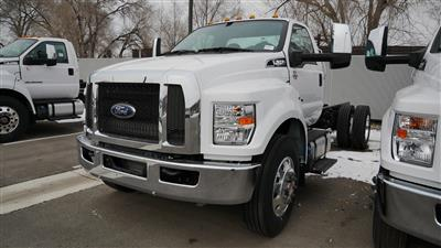 2018 F-650 Regular Cab DRW 4x2,  Cab Chassis #68217 - photo 4