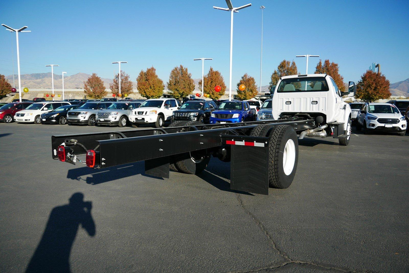 2018 F-650 Regular Cab DRW 4x2, Cab Chassis #68232 - photo 1