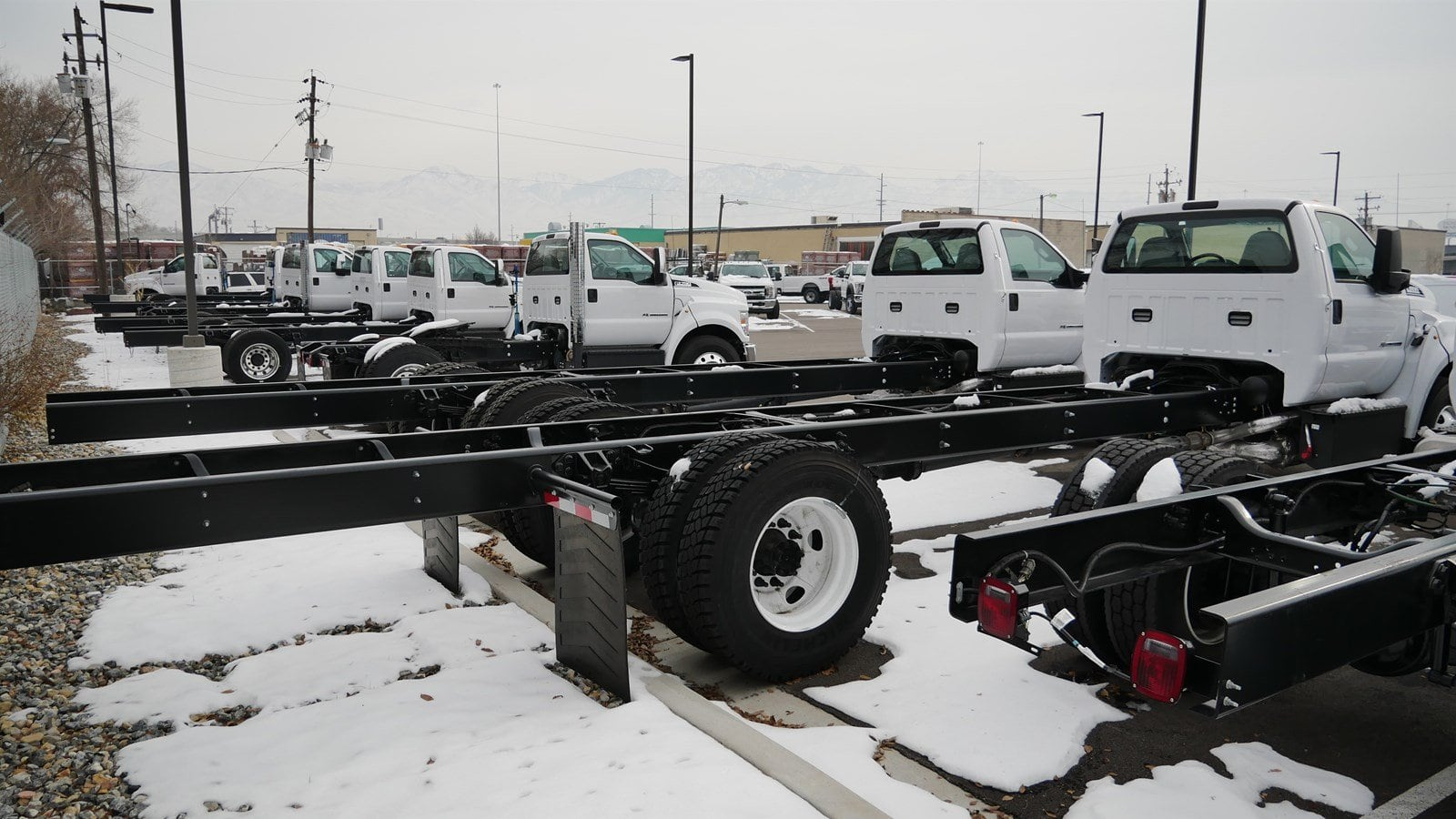 2018 F-650 Regular Cab DRW 4x2,  Cab Chassis #68232 - photo 2