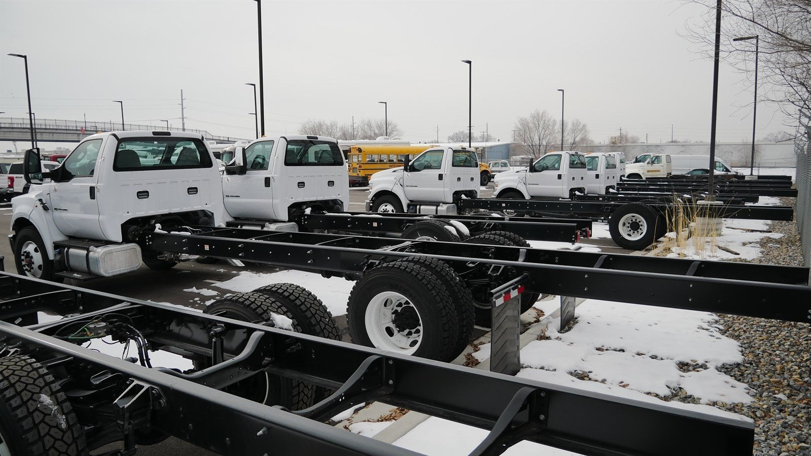 2018 F-650 Regular Cab DRW 4x2,  Cab Chassis #68232 - photo 3