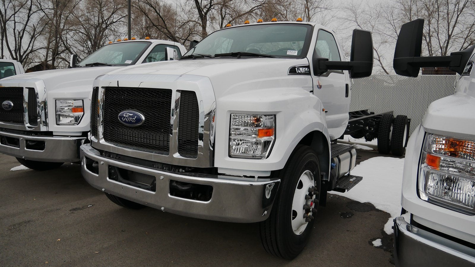 2018 F-650 Regular Cab DRW 4x2,  Cab Chassis #68232 - photo 4