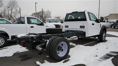 2019 F-550 Regular Cab DRW 4x4,  Cab Chassis #69017 - photo 2