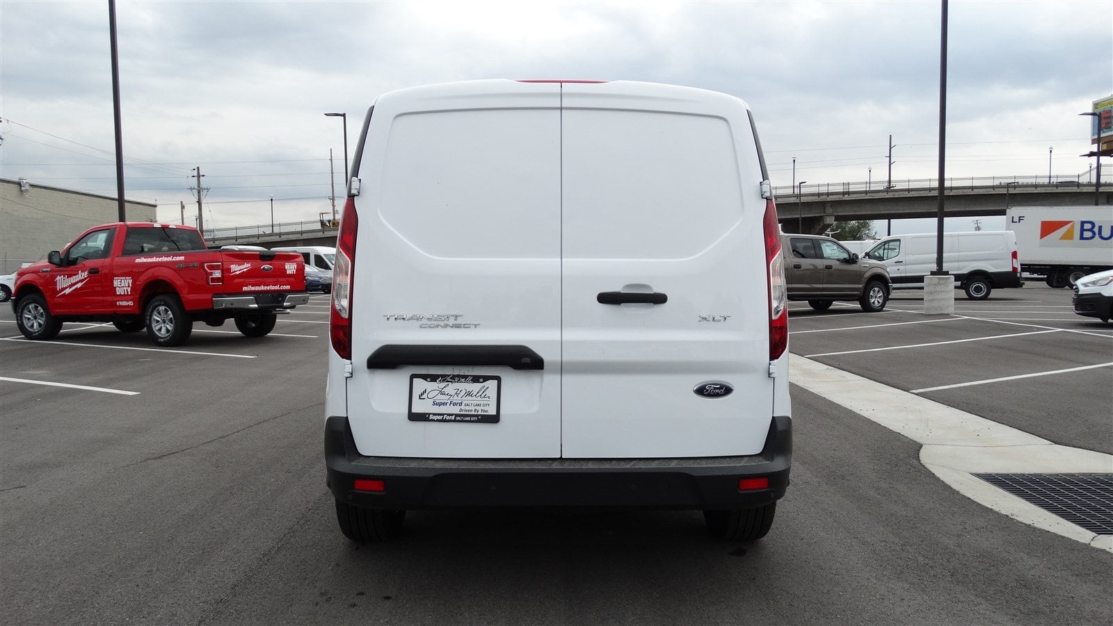 2019 Transit Connect 4x2,  Empty Cargo Van #69023 - photo 5