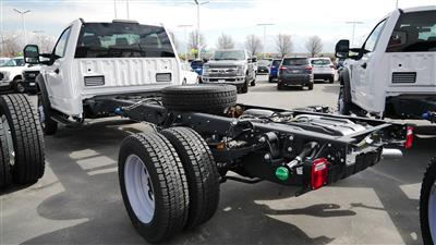 2019 F-550 Regular Cab DRW 4x2,  Cab Chassis #69027 - photo 2