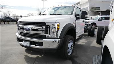 2019 F-550 Regular Cab DRW 4x2,  Cab Chassis #69027 - photo 4