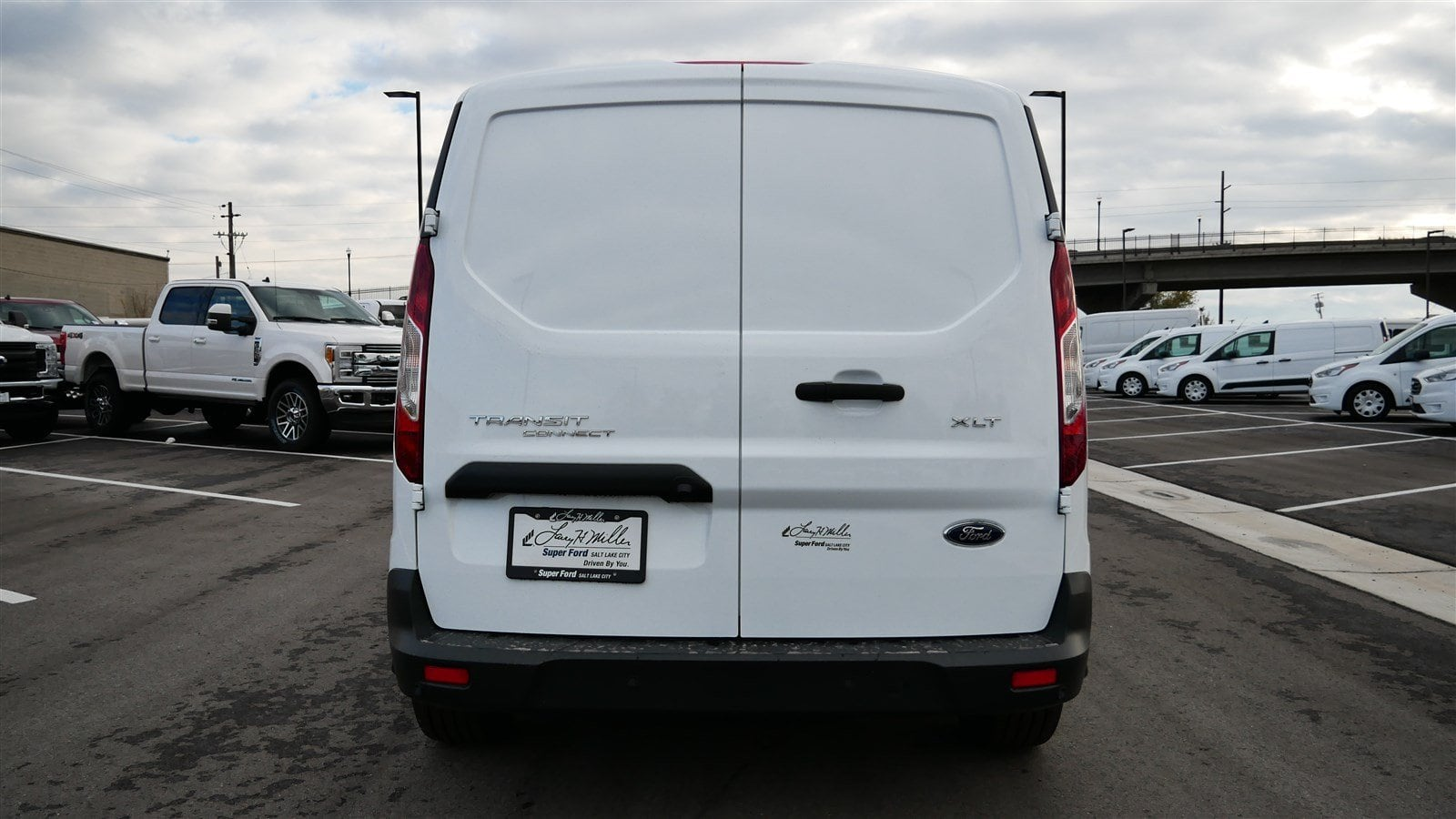 2019 Transit Connect 4x2,  Empty Cargo Van #69047 - photo 6
