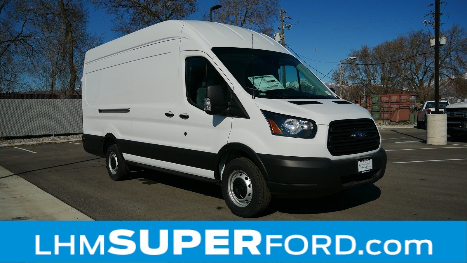 2019 Transit 250 High Roof 4x2,  Empty Cargo Van #69050 - photo 1