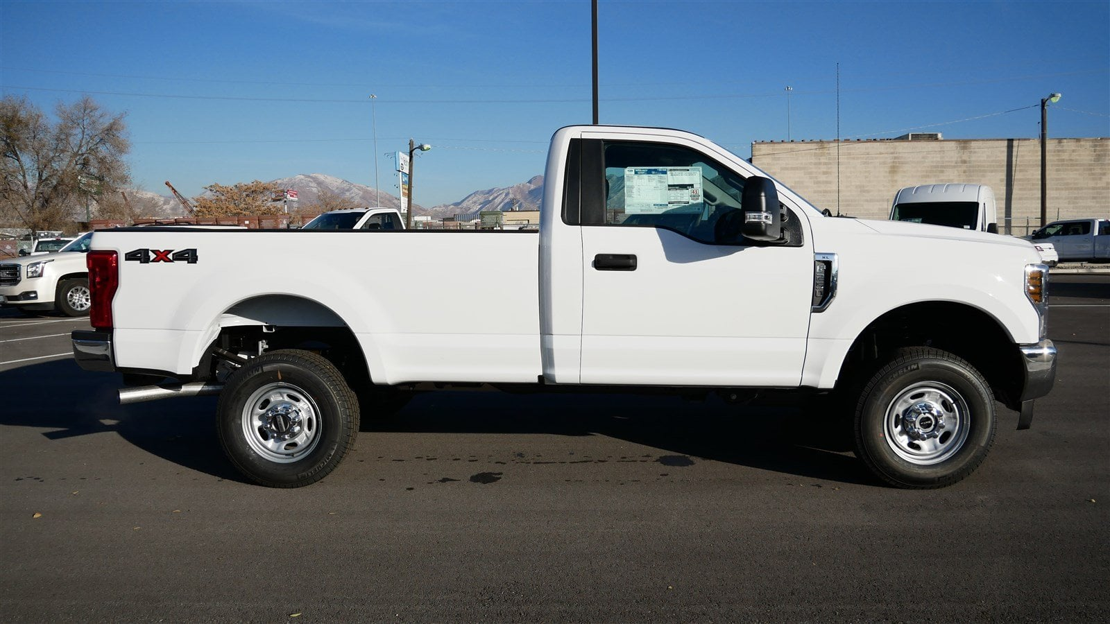 2019 F-250 Regular Cab 4x4,  Pickup #69085 - photo 3