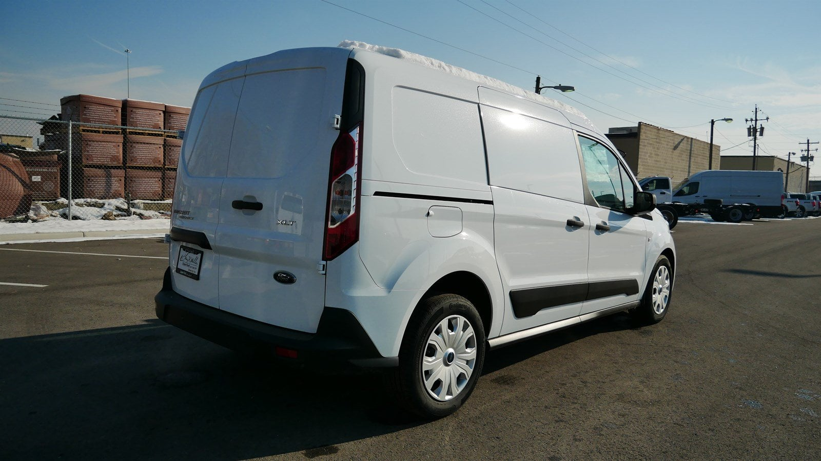 2019 Transit Connect 4x2,  Empty Cargo Van #69087 - photo 5