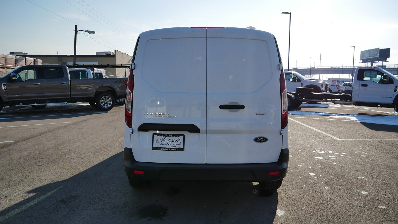 2019 Transit Connect 4x2,  Empty Cargo Van #69087 - photo 6