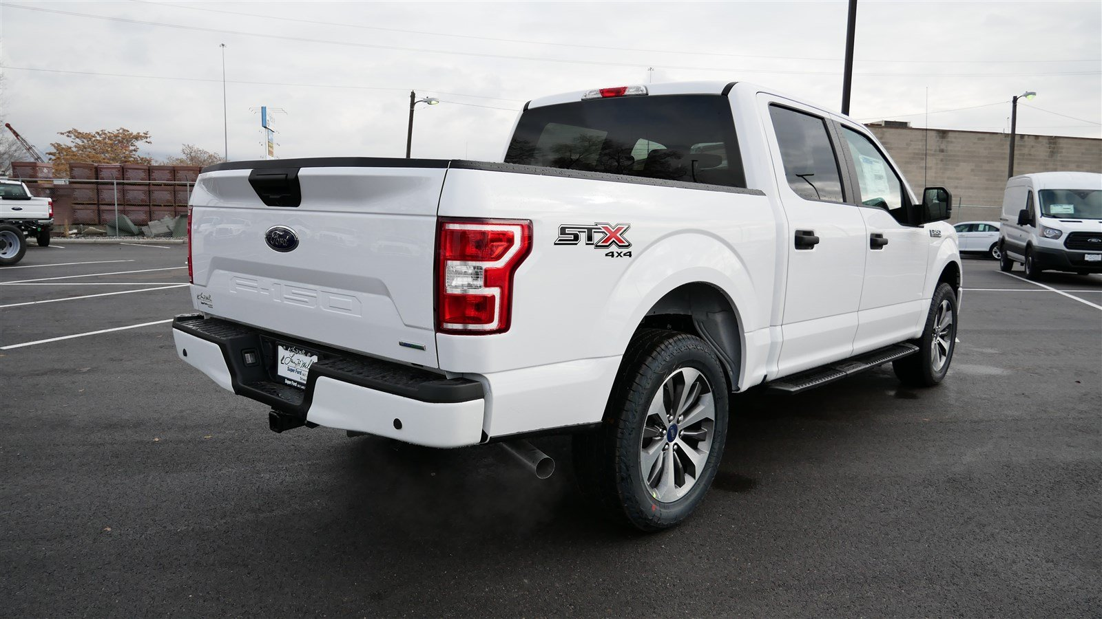 2019 F-150 SuperCrew Cab 4x4,  Pickup #69092 - photo 2