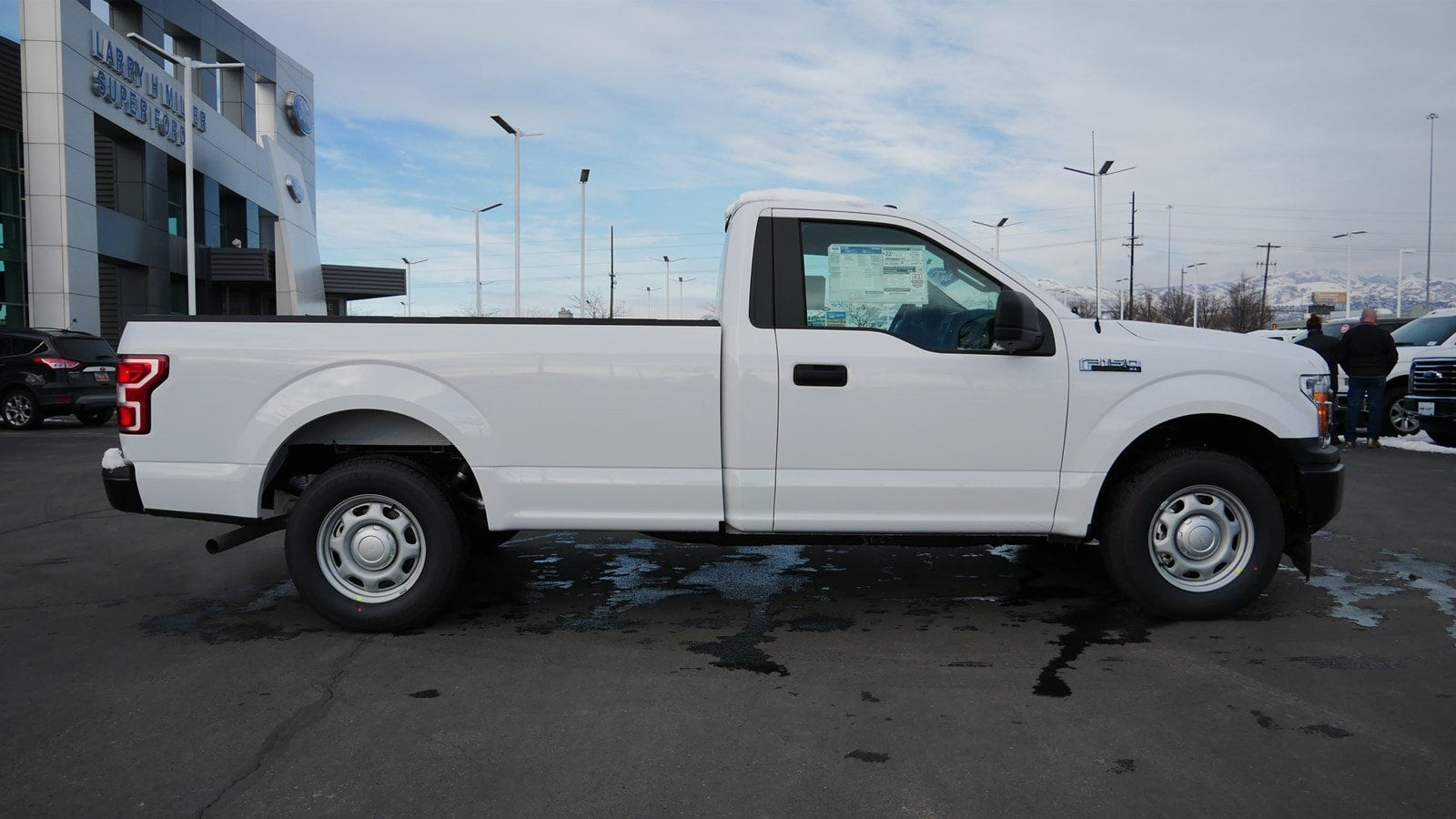 2019 F-150 Regular Cab 4x2,  Pickup #69123 - photo 3
