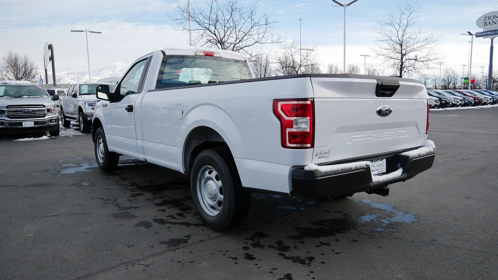 2019 F-150 Regular Cab 4x2,  Pickup #69123 - photo 5