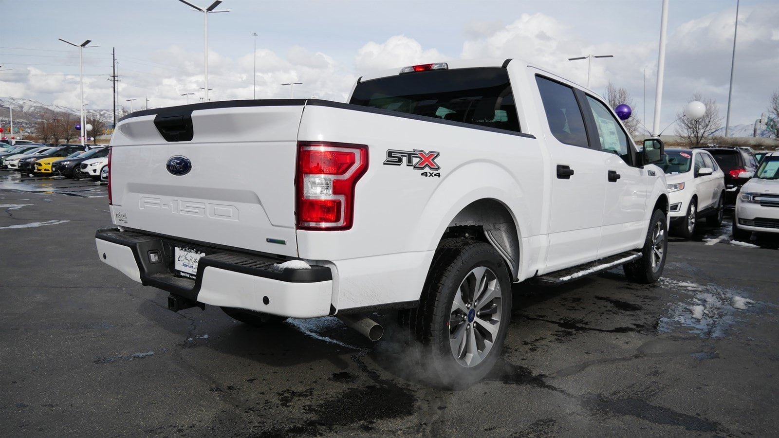 2019 F-150 SuperCrew Cab 4x4,  Pickup #69139 - photo 2