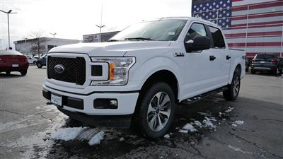 2019 F-150 SuperCrew Cab 4x4,  Pickup #69139 - photo 8