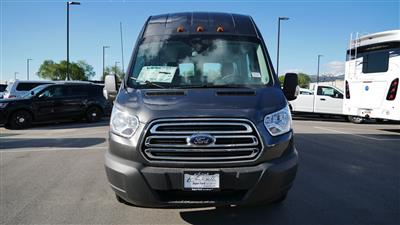 2019 Transit 350 HD High Roof DRW 4x2,  Passenger Wagon #69142 - photo 9