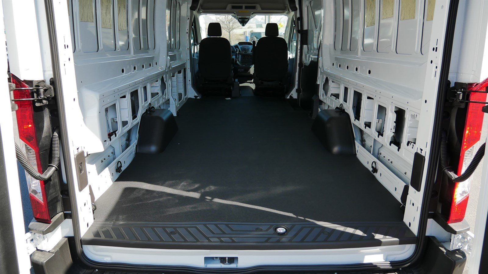2019 Transit 250 High Roof 4x2,  Empty Cargo Van #69173 - photo 1