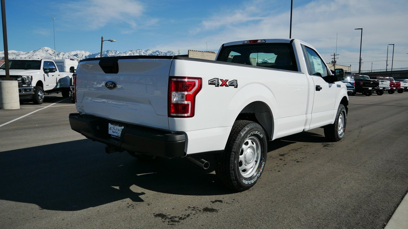 2019 F-150 Regular Cab 4x4,  Pickup #69179 - photo 2