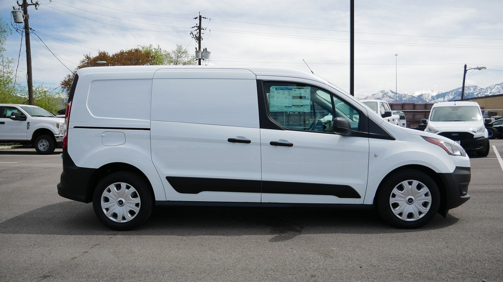 2019 Transit Connect 4x2,  Empty Cargo Van #69180 - photo 3