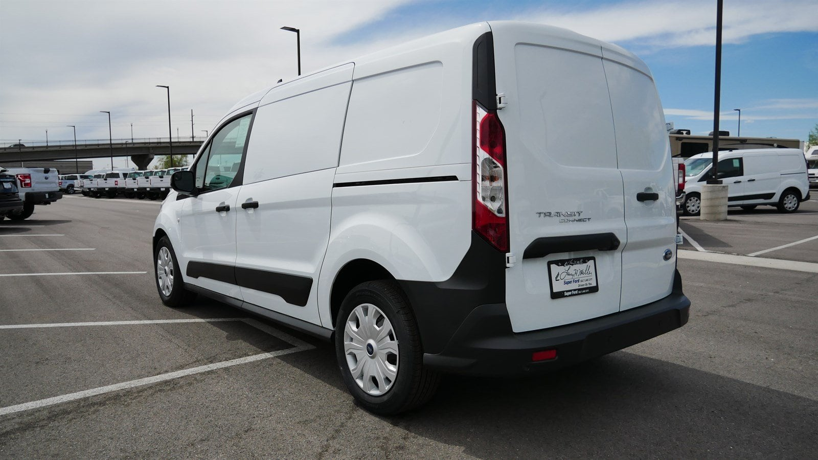 2019 Transit Connect 4x2,  Empty Cargo Van #69180 - photo 6