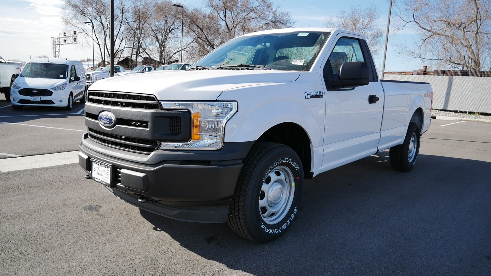 2019 F-150 Regular Cab 4x4,  Pickup #69186 - photo 8
