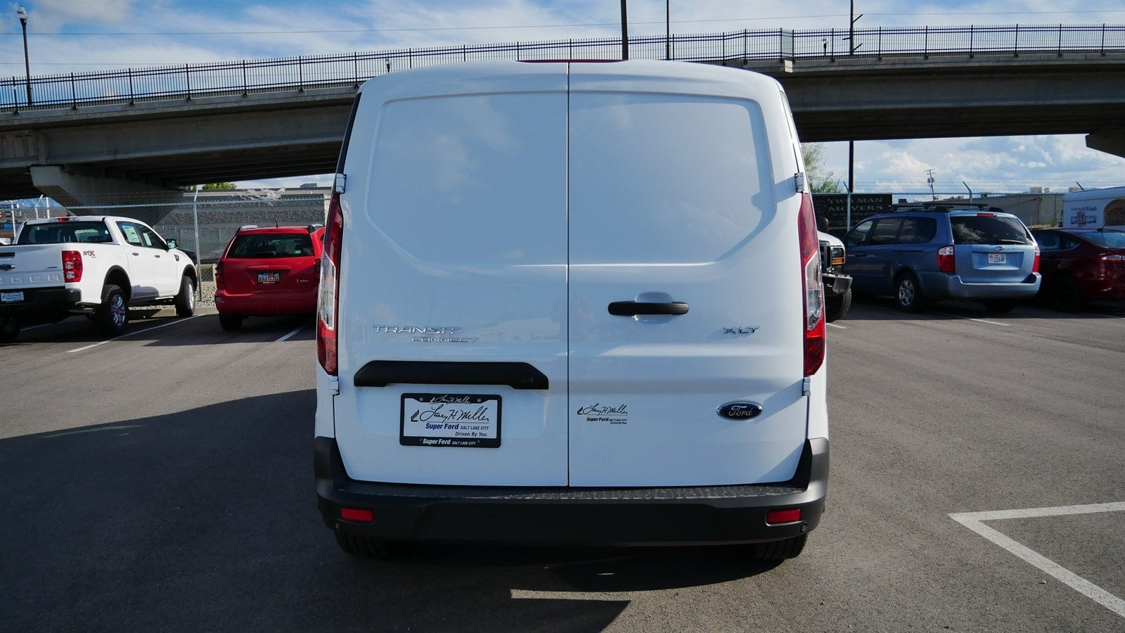 2019 Transit Connect 4x2,  Empty Cargo Van #69191 - photo 6