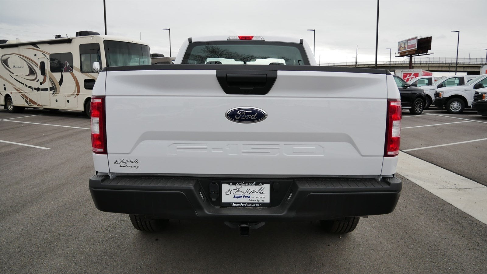 2019 F-150 Super Cab 4x4,  Pickup #69205 - photo 4