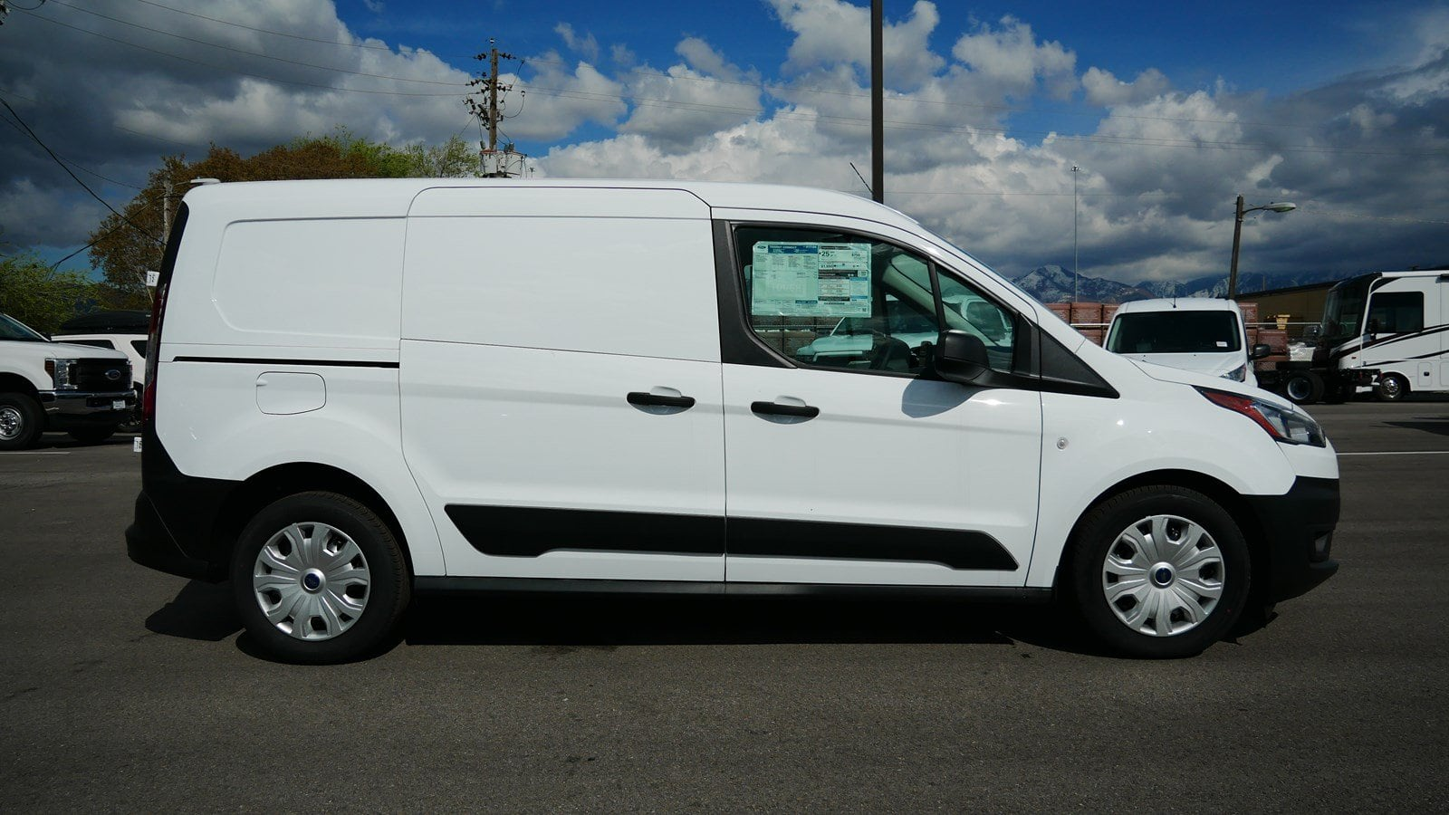 2019 Transit Connect 4x2,  Empty Cargo Van #69208 - photo 3