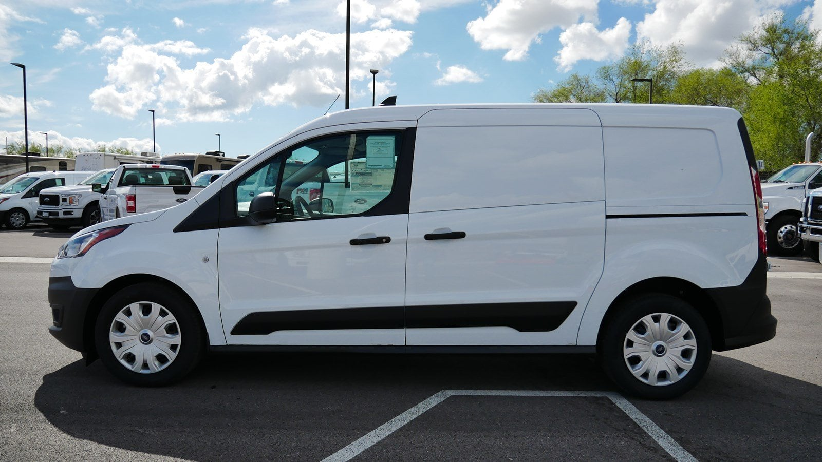 2019 Transit Connect 4x2, Empty Cargo Van #69209 - photo 8