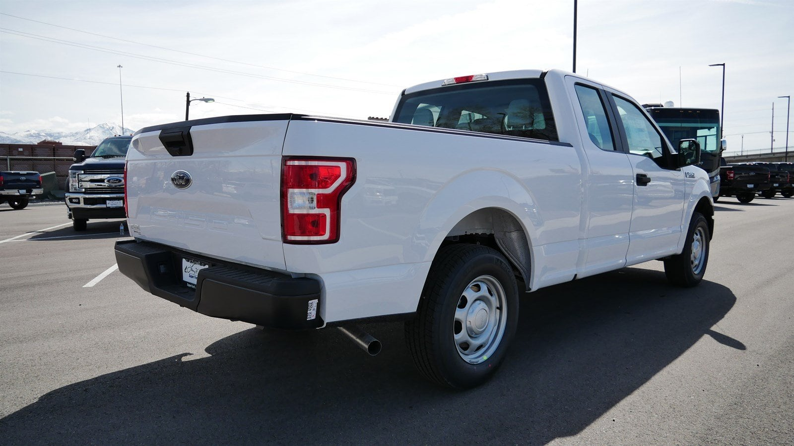 2019 F-150 Super Cab 4x2,  Pickup #69212 - photo 2