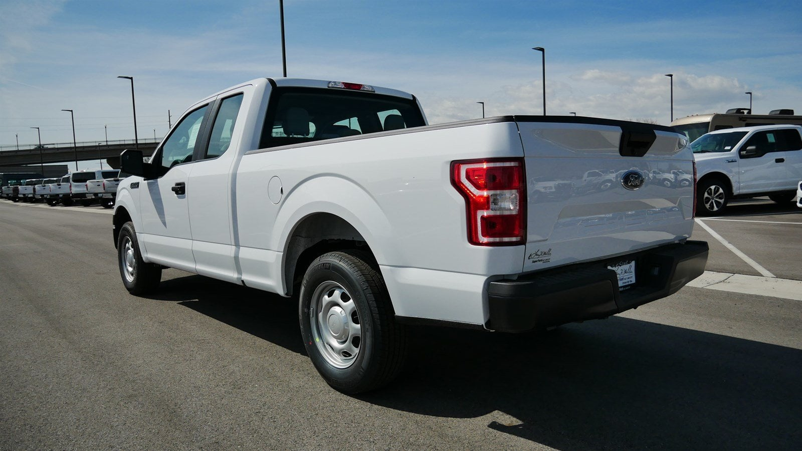 2019 F-150 Super Cab 4x2,  Pickup #69212 - photo 5
