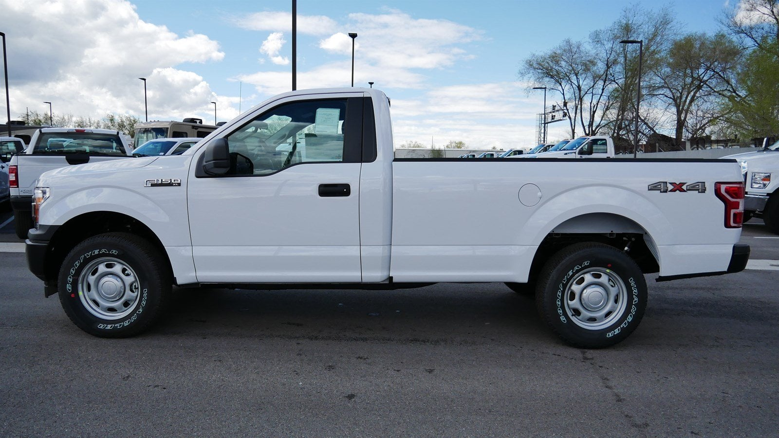 2019 F-150 Regular Cab 4x4,  Pickup #69219 - photo 6