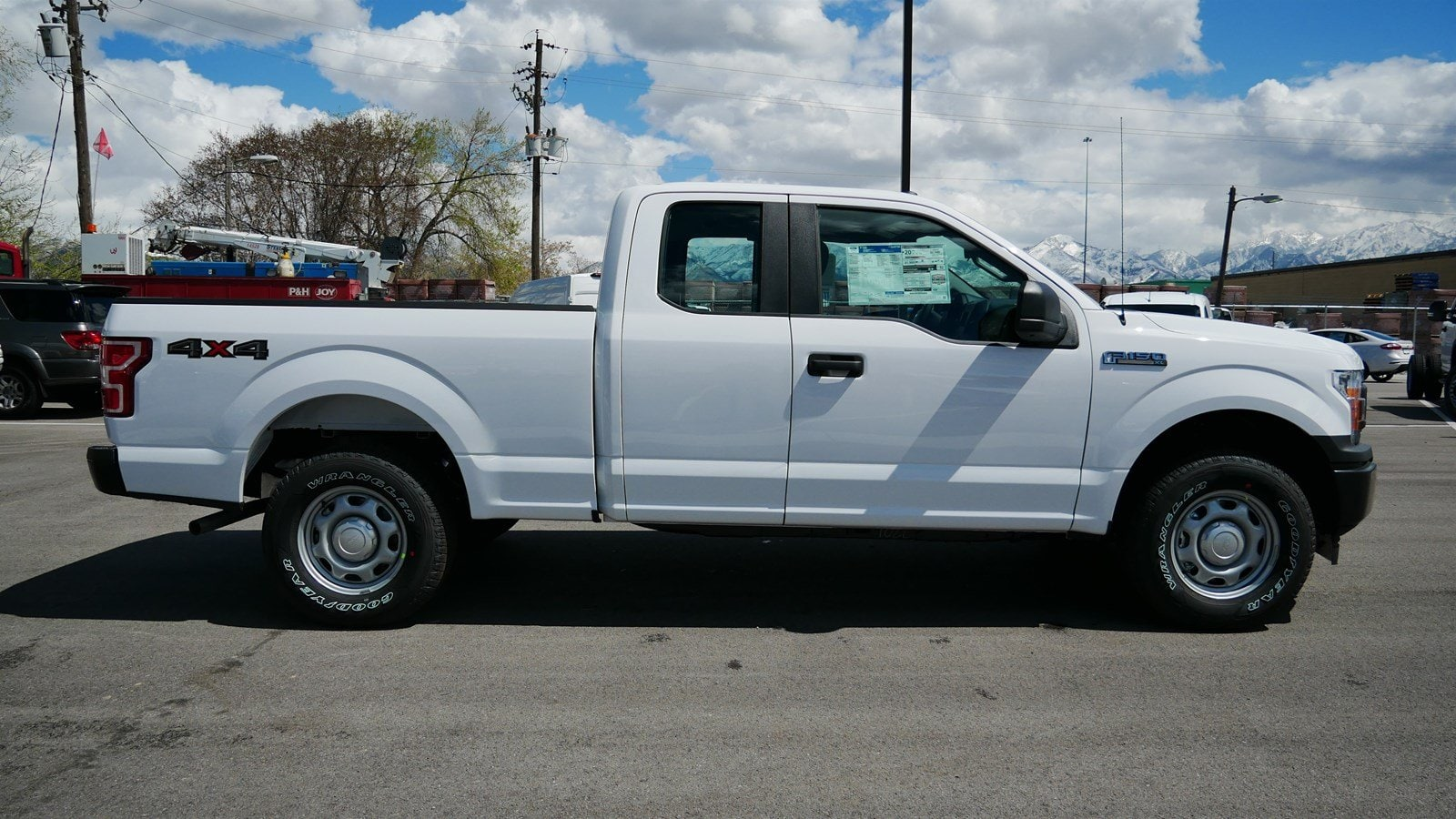 2019 F-150 Super Cab 4x4,  Pickup #69221 - photo 3