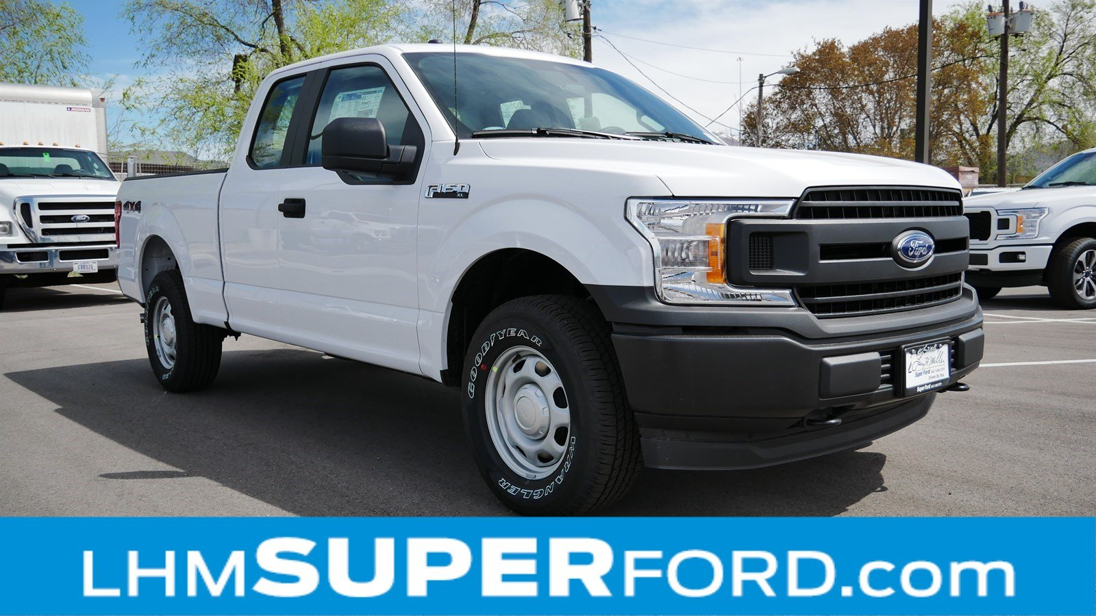 2019 F-150 Super Cab 4x4,  Pickup #69227 - photo 1