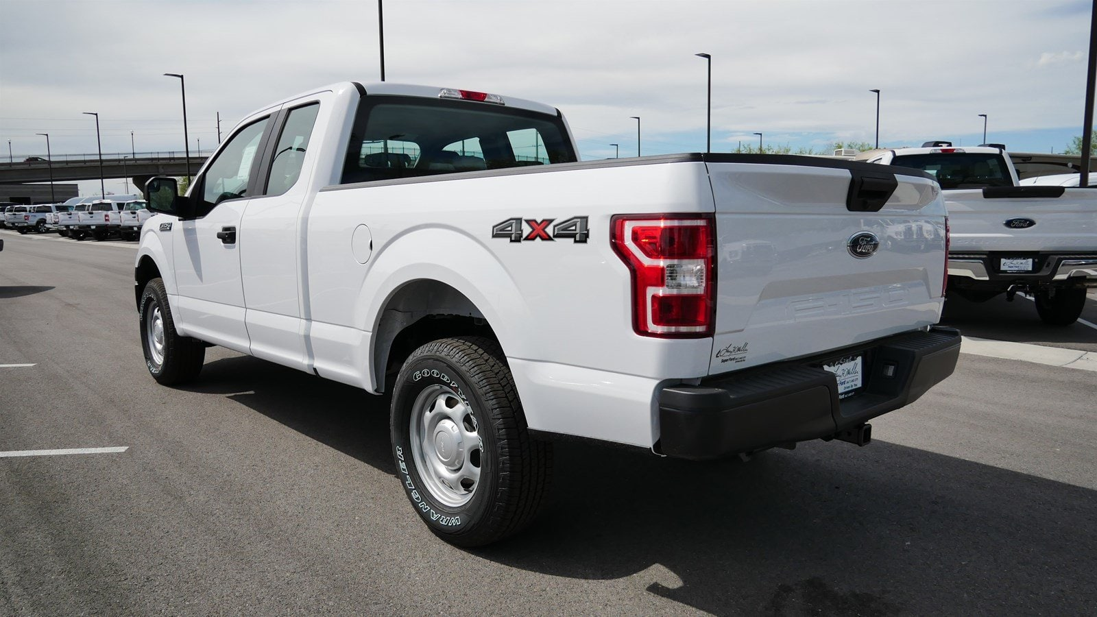 2019 F-150 Super Cab 4x4,  Pickup #69227 - photo 5
