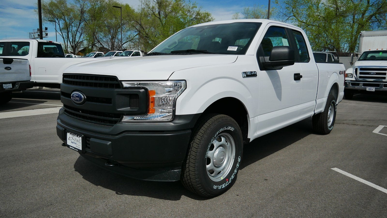 2019 F-150 Super Cab 4x4,  Pickup #69227 - photo 7