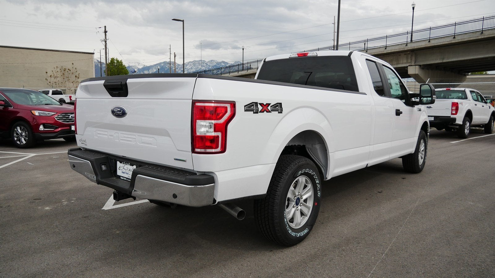 2019 F-150 Super Cab 4x4,  Pickup #69229 - photo 2