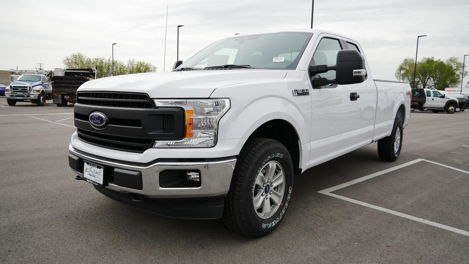 2019 F-150 Super Cab 4x4,  Pickup #69229 - photo 8