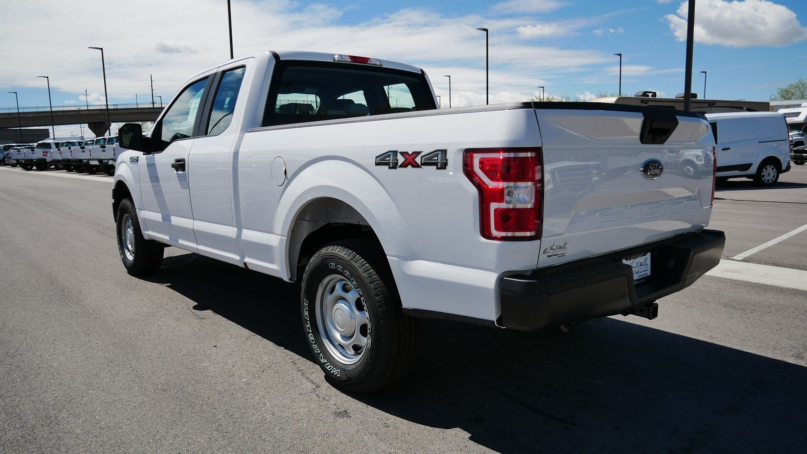 2019 F-150 Super Cab 4x4,  Pickup #69235 - photo 6