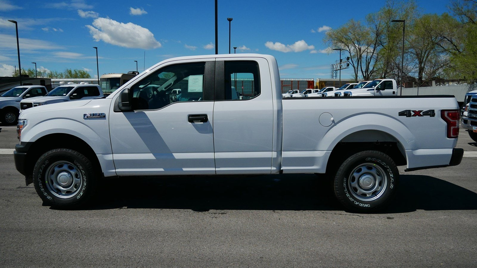 2019 F-150 Super Cab 4x4,  Pickup #69235 - photo 7