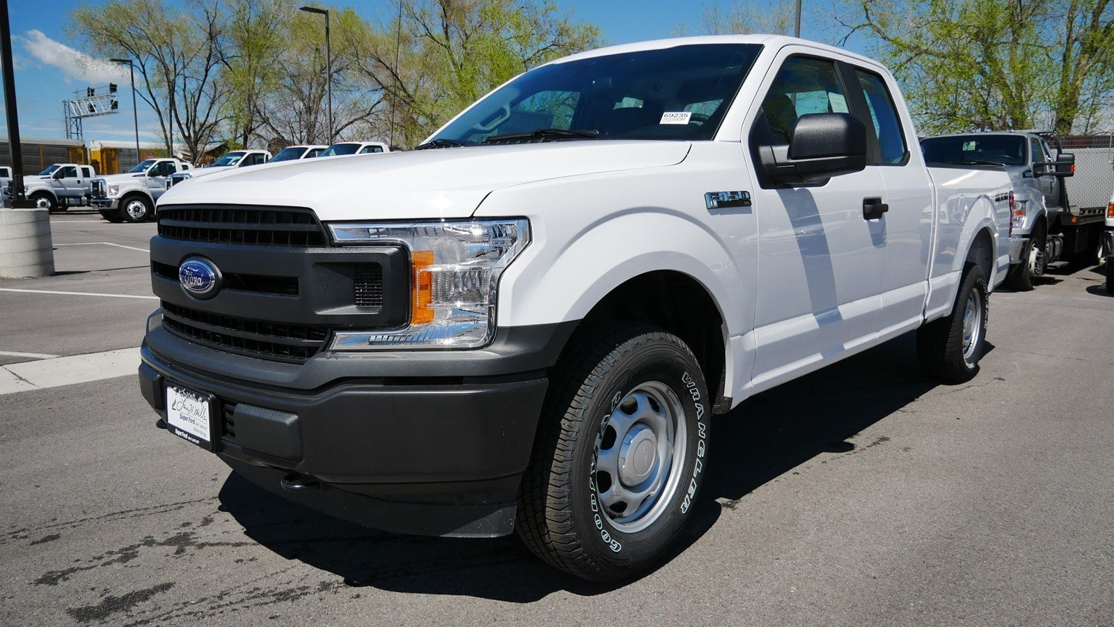 2019 F-150 Super Cab 4x4,  Pickup #69235 - photo 8