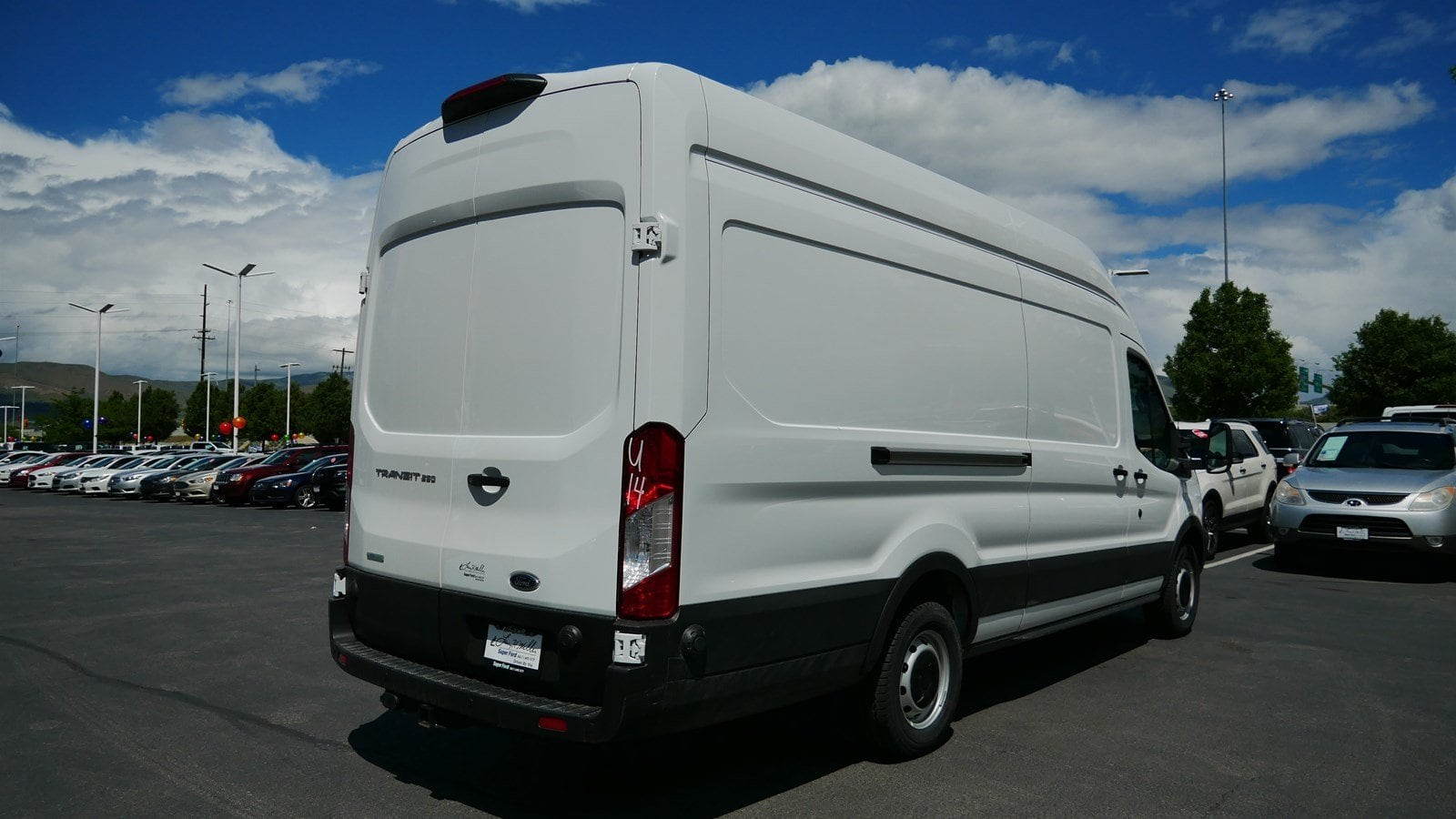 2019 Transit 250 High Roof 4x2,  Empty Cargo Van #69236 - photo 5