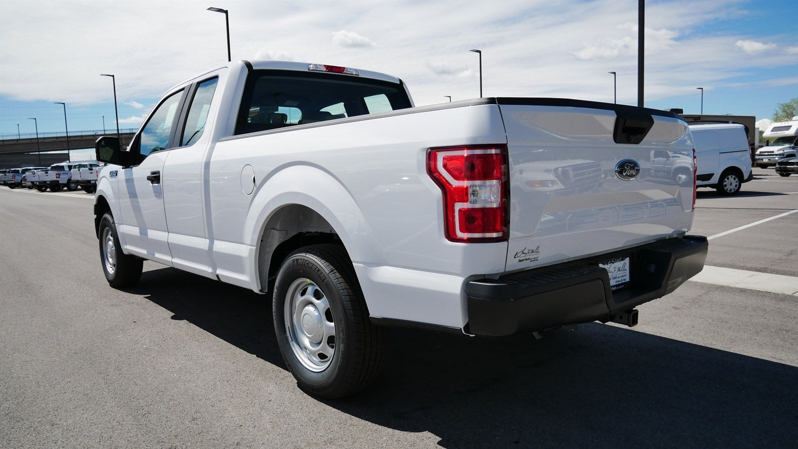 2019 F-150 Super Cab 4x2, Pickup #69238 - photo 6