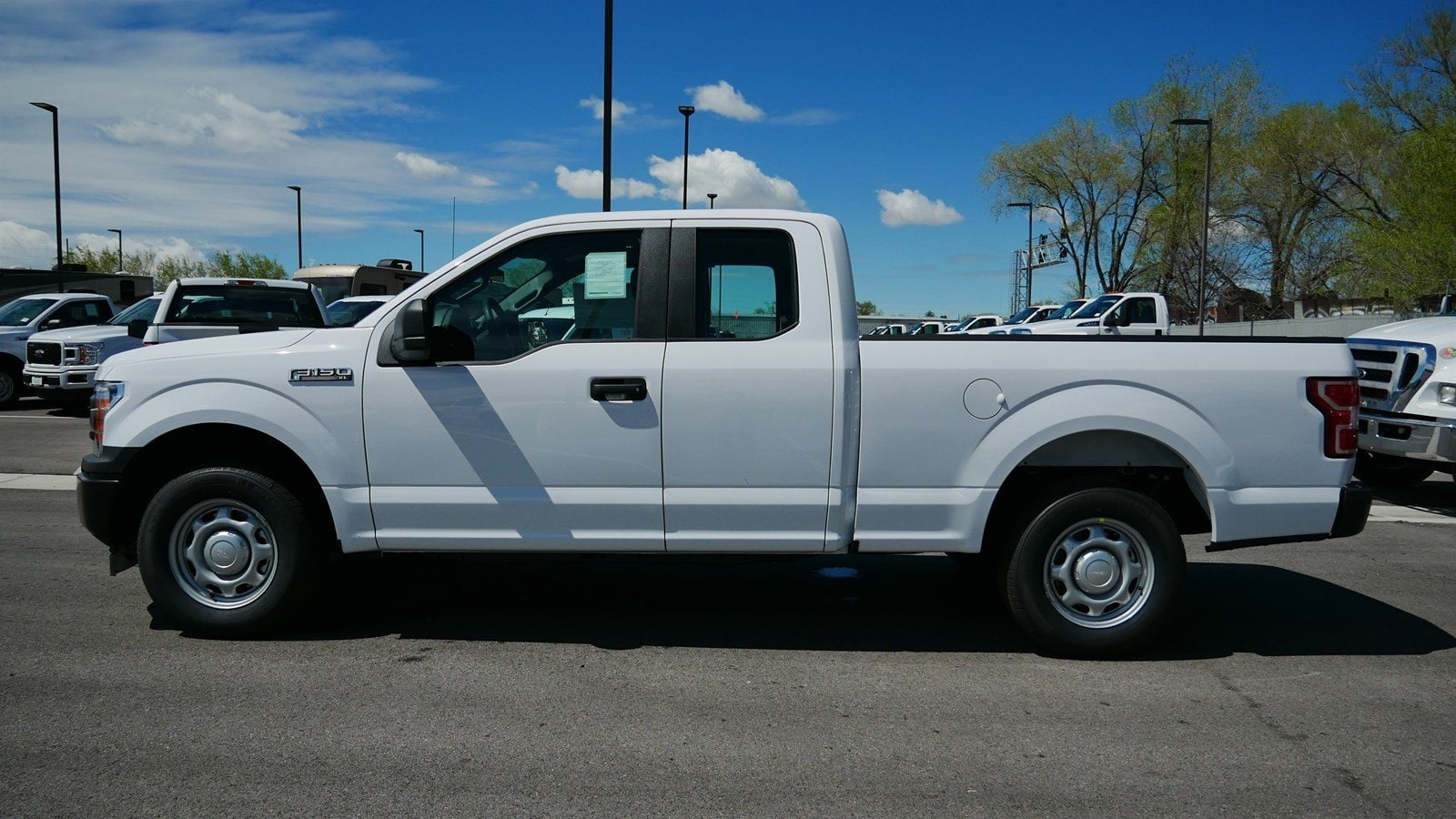 2019 F-150 Super Cab 4x2, Pickup #69238 - photo 7