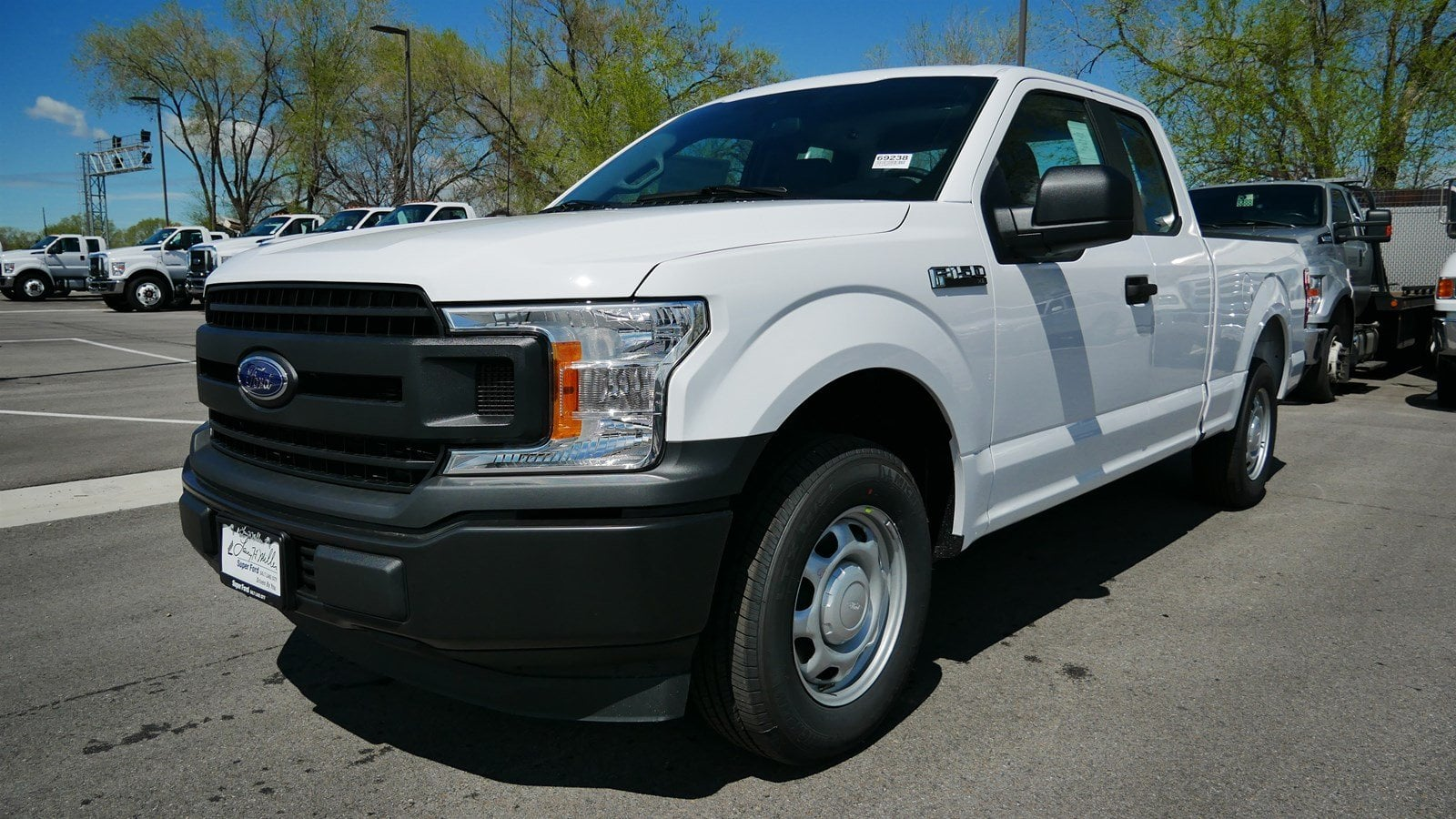 2019 F-150 Super Cab 4x2, Pickup #69238 - photo 8