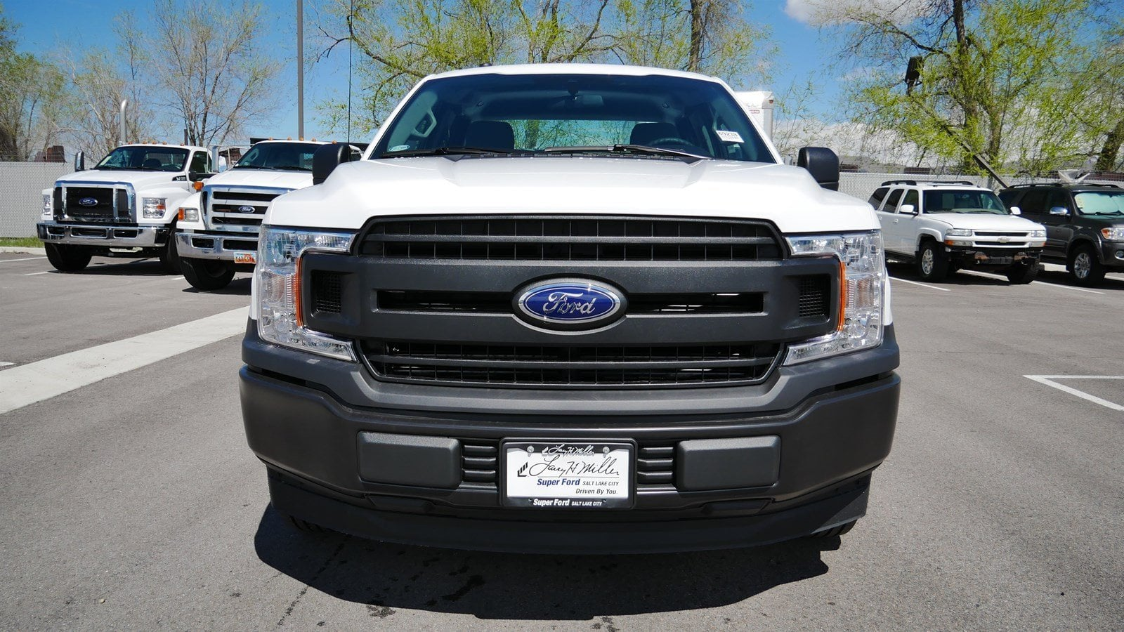 2019 F-150 Super Cab 4x2, Pickup #69238 - photo 9